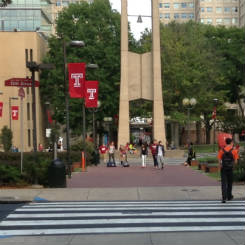 Philadelphia University housing